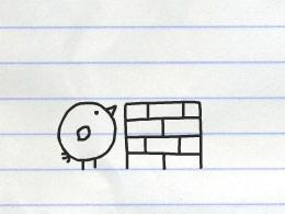 笔涂鸦创意动画30_铅笔涂鸦创意动画 19