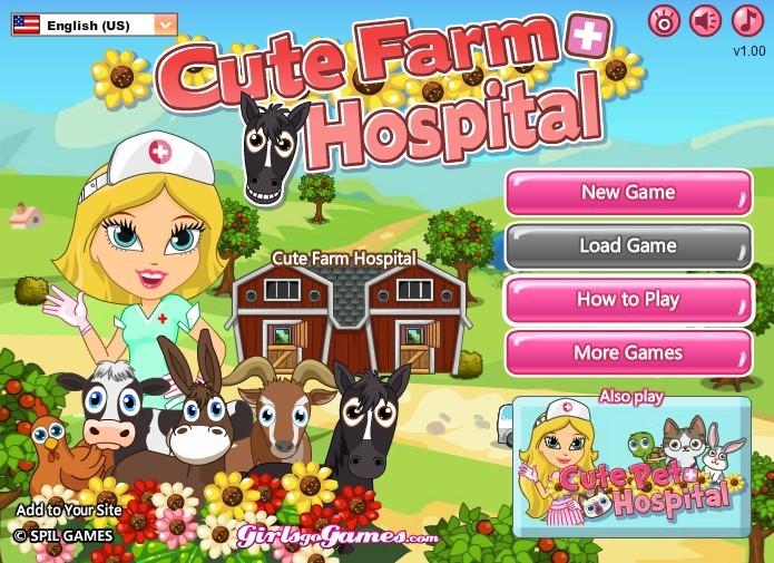 农场动物医院