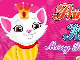 打扫猫咪公主的房间